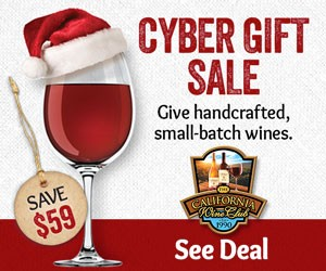 Black Friday Starts Now: Save on Wine Gifts.