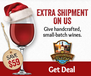 Give a Wine Gift with Extra Wine