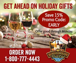 Get Ahead on Holiday Gifts & Save!