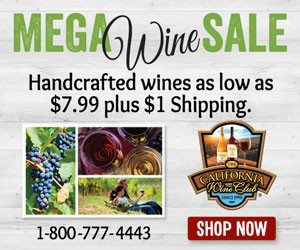 Mega Wine Sale - Ending Soon!