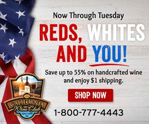 Reds, Whites & YOU!