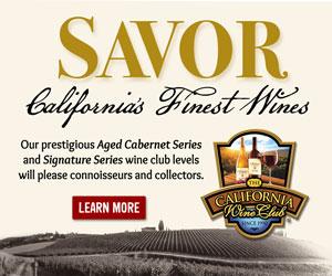 Savor California's Finest Wines