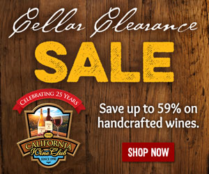 The Cellar Clearance Sale Ending Soon!