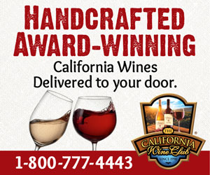 Drink Better with The California Wine Club!