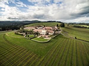 King Estate in Oregon's Willamette Valley.