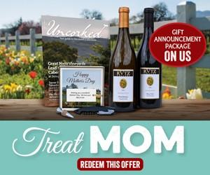 Treat Mom to the Perfect Wine Gift + a Bonus Gift