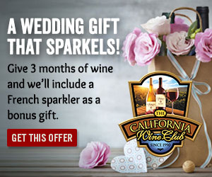 A Wedding Gift that Sparkles!
