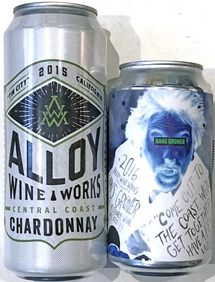 Alloy Wine Works (Field Recordings)