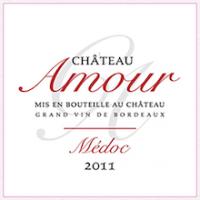 Château Amour 2011 Médoc