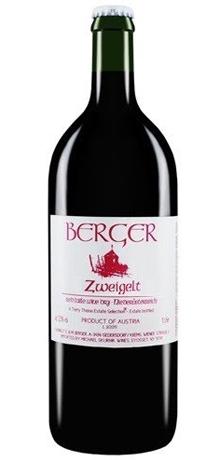 Berger 2013 Niederösterreich Zweigelt