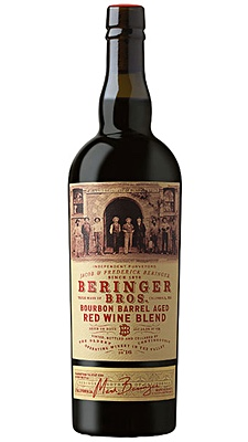 Beringer Bros. 2016 California Bourbon Barrel Aged Red Wine Blend
