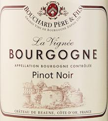 Bouchard Bourgogne Pinot Noir