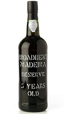 Broadbent Reserve Madeira