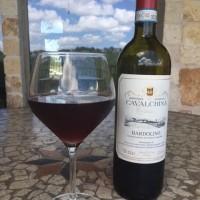 Bardolino wine. PHOTO: Terry Duarte.