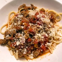 Spaghetti for Chianti
