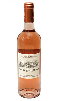 Mas de Gourgonnier 2020 Les Baux de Provence Rosé.