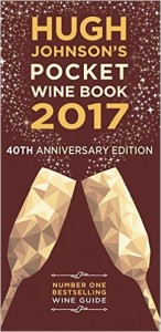 Hugh Johnson's Pocket Wine Book 2017