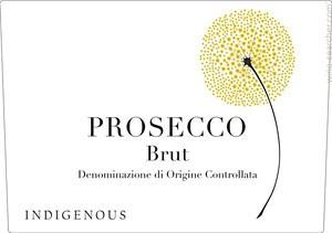 """Indigenous"" Prosecco Brut"