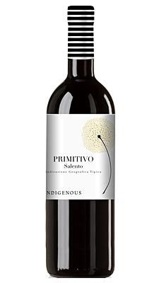 Indigenous Selections Salento Primitivo