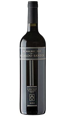 """Ricardo Santos 2016 """"El Malbec"""""""