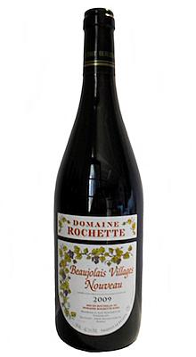Domaine Rochette Beaujolais Nouveau